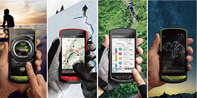 照片:全球首款具备防海水性能的坚固手机TORQUE G02
